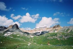 Fuller, Vermillion, Golden Horn, and Pilot Knob Peaks