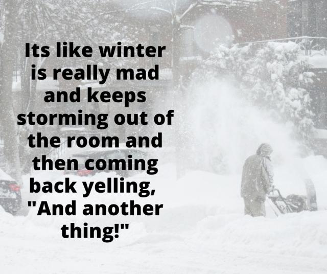 Winter Meme